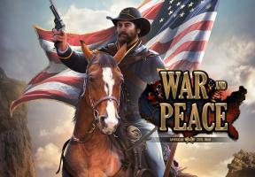 War and Peace: American Civil War