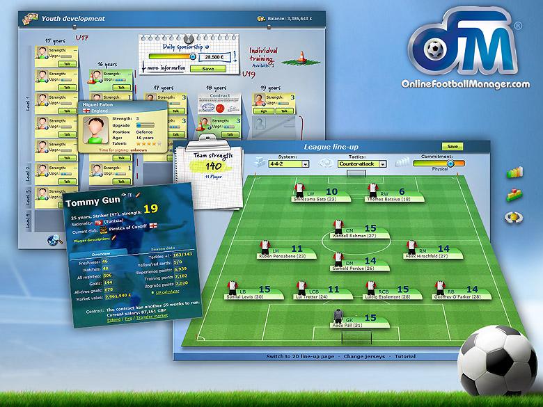 Online Manager Ofm